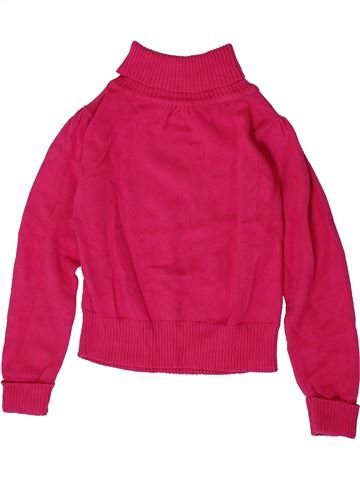 Pull fille M&CO rose 4 ans hiver #1403923_1