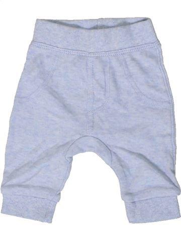 Pantalon garçon GEORGE bleu 1 mois été #1404012_1