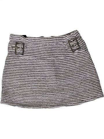Jupe fille RIVER ISLAND gris 4 ans hiver #1404035_1