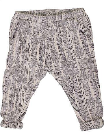 Pantalon garçon H&M gris 2 ans hiver #1404041_1