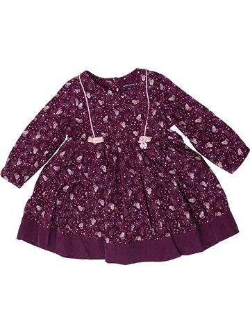 Vestido niña SERGENT MAJOR violeta 18 meses invierno #1404467_1