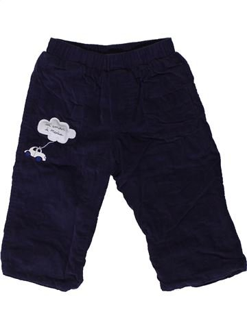 Pantalon garçon MARÈSE noir 6 mois hiver #1404539_1