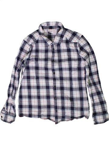 Camisa de manga larga niño TAPE À L'OEIL gris 8 años invierno #1405135_1