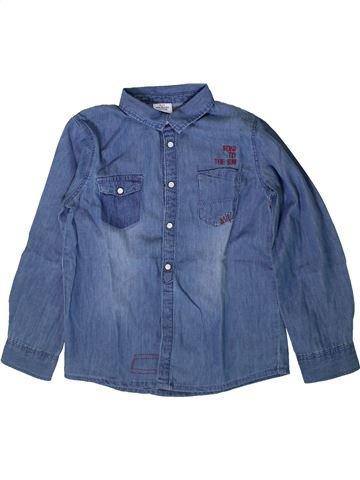 Camisa de manga larga niño TAPE À L'OEIL azul 6 años invierno #1405174_1
