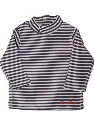 Camiseta de manga larga niño TAPE À L'OEIL gris 9 meses invierno #1405529_1