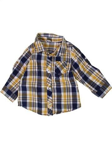 Camisa de manga larga niño TAPE À L'OEIL gris 12 meses invierno #1405764_1