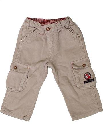 Pantalón niño SERGENT MAJOR gris 6 meses invierno #1405842_1
