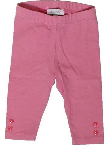 Legging niña ABSORBA rosa 1 mes invierno #1406649_1