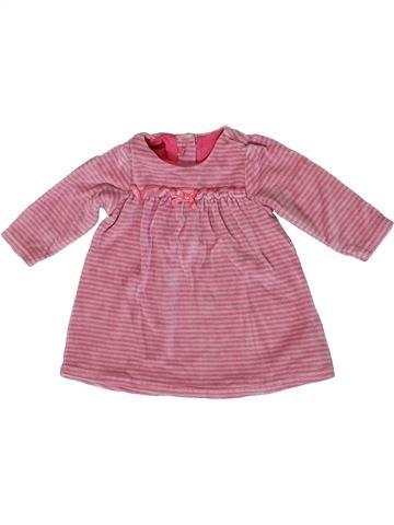 Chemise de nuit fille NEXT rose 6 mois hiver #1408465_1
