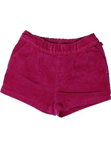 Short - Bermuda fille TED BAKER violet 3 ans hiver #1409313_1