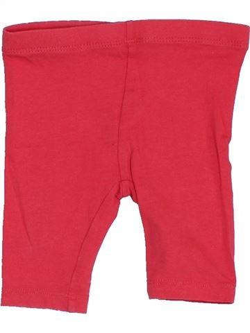 Legging niña GEMO rosa 6 meses verano #1409649_1