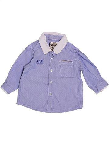 Camisa de manga larga niño MAYORAL violeta 6 meses invierno #1409701_1