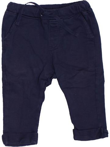 Pantalon garçon NATALYS bleu 6 mois hiver #1410164_1