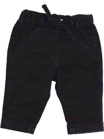 Pantalon garçon KIABI noir 3 mois hiver #1410619_1