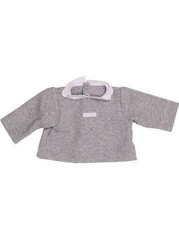 Sudadera niña JACADI gris 3 meses invierno #1410673_1