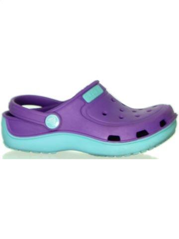 Sandalias niña CROCS azul 29 verano #1410985_1