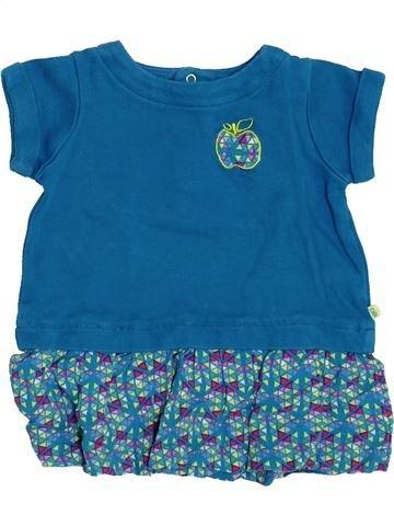 Robe fille OKAIDI bleu 6 mois été #1411342_1