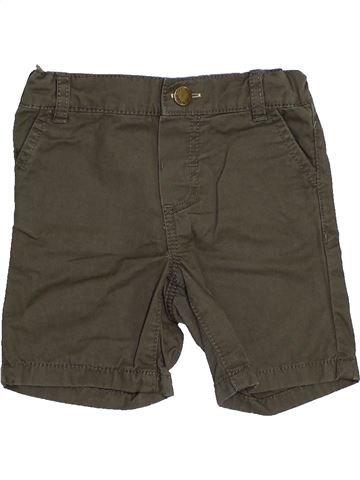 Short-Bermudas niño KIMBALOO marrón 3 meses verano #1411467_1