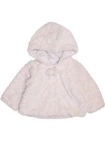 Chaqueta niña DEBENHAMS blanco 12 meses invierno #1411869_1
