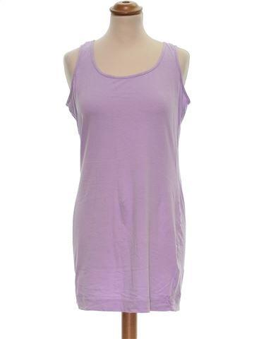 Camiseta sin mangas mujer ESMARA 44 (L - T3) verano #1412167_1