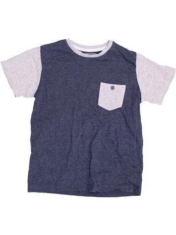 T-shirt manches courtes garçon BOYS blanc 7 ans été #1412694_1