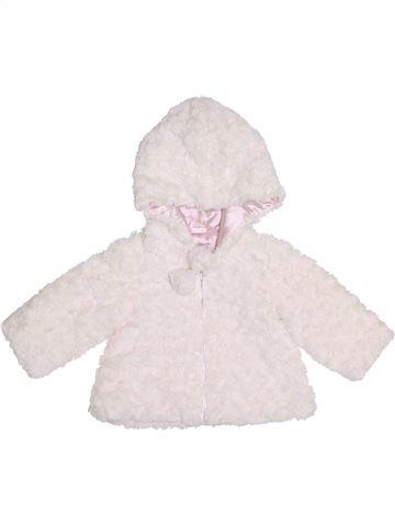 Abrigo niña JASPER CONRAN blanco 6 meses invierno #1413112_1