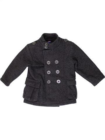 Manteau garçon ADAMS noir 2 ans hiver #1413605_1