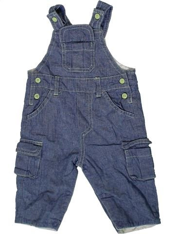 Mono niño JOHN LEWIS azul 3 meses invierno #1414024_1