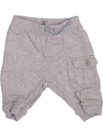 Pantalon garçon BHS gris 3 mois hiver #1414787_1