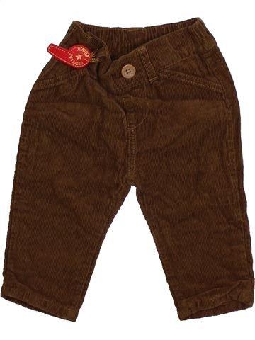Pantalon garçon JASPER CONRAN marron 3 mois hiver #1415164_1