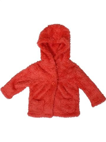Chaleco niña BABY rojo 3 meses invierno #1415165_1