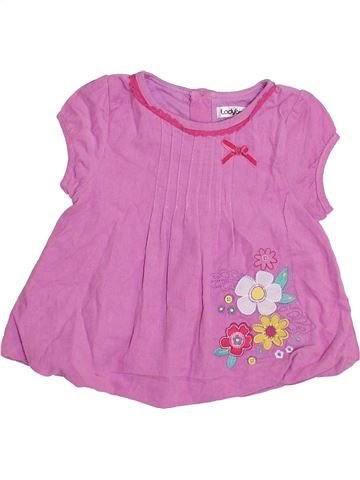 Robe fille LADYBIRD violet 3 mois hiver #1415265_1
