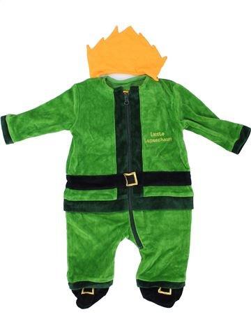 Robe de chambre garçon DUNNES STORES vert 6 mois hiver #1416486_1