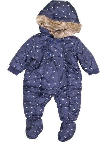 Mono-polar niña LA REDOUTE CRÉATION azul 3 meses invierno #1416681_1