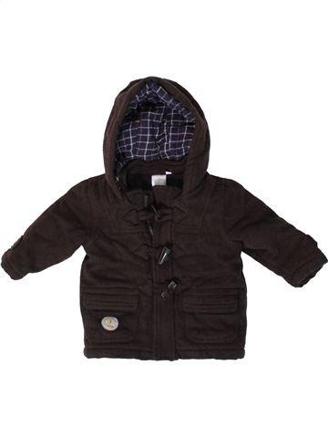 Manteau garçon JASPER CONRAN noir 9 mois hiver #1416883_1