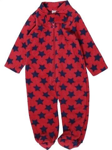 Bata niña BABY rojo 6 meses invierno #1417355_1