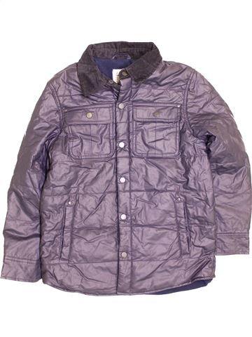 Manteau garçon DEBENHAMS violet 13 ans hiver #1417791_1