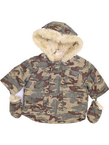 Abrigo niño LADYBIRD marrón 3 meses invierno #1417793_1
