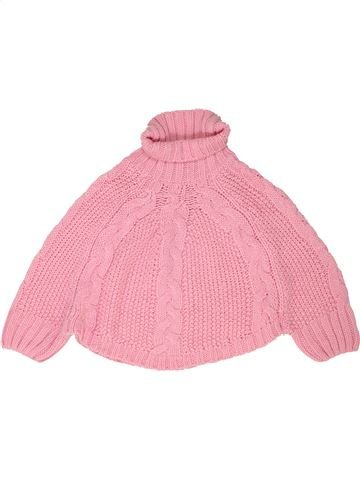 Cape fille HEATONS rose 12 ans hiver #1417949_1