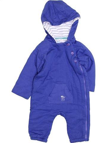 Combinación larga niño JOHN LEWIS azul 6 meses invierno #1418003_1