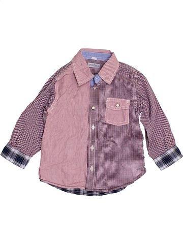 Camisa de manga larga niño ABSORBA violeta 18 meses invierno #1418024_1