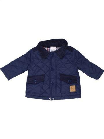 Manteau garçon PEACOCK'S bleu 3 mois hiver #1418257_1