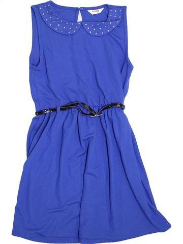 Vestido niña TAMMY azul 15 años invierno #1418381_1