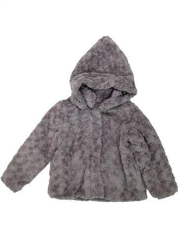 Manteau fille NAME IT gris 4 ans hiver #1418495_1