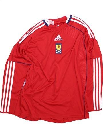 Sportswear garçon ADIDAS rouge 14 ans hiver #1418505_1