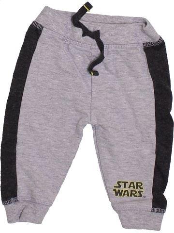 Pantalon garçon STAR WARS gris 3 mois hiver #1418537_1