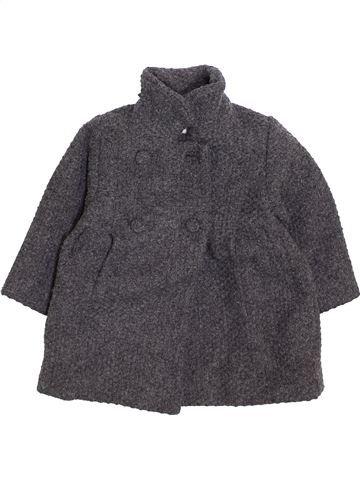Abrigo niña JACADI gris 2 años invierno #1418726_1