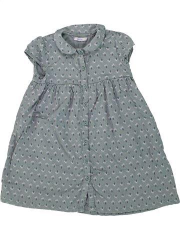 Robe fille BOUT'CHOU gris 3 ans été #1419877_1