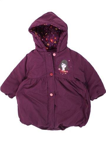 Manteau fille LA COMPAGNIE DES PETITS violet 18 mois hiver #1420451_1