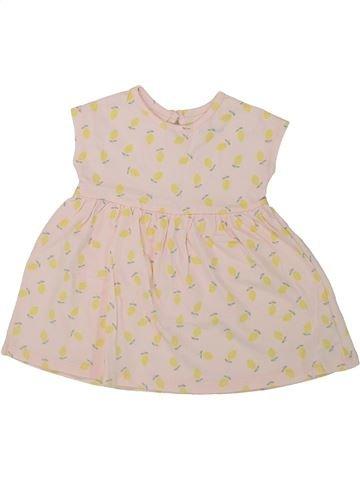 Vestido niña LA REDOUTE CRÉATION blanco 6 meses verano #1420557_1
